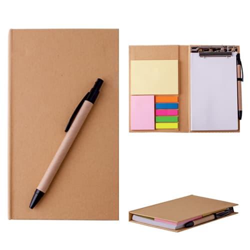 Block de notas con 70 hojas blancas,  - LE 002 - For Promotional 1,