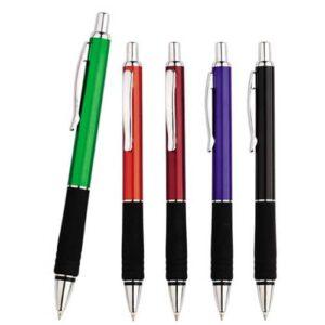 Bolígrafo de plástico con apariencia