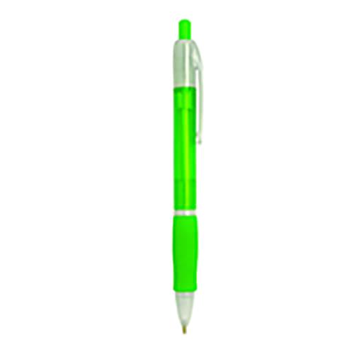 Bolígrafo de plástico con clip frozen y-10