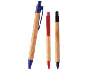Bolígrafo Woody BPB4725 DOBLEVELA
