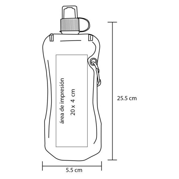 Bolsa de plastico con chupon y arnes-7