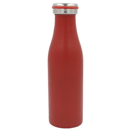 Botella térmica con doble pared de acero-2
