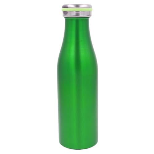 Botella térmica con doble pared de acero