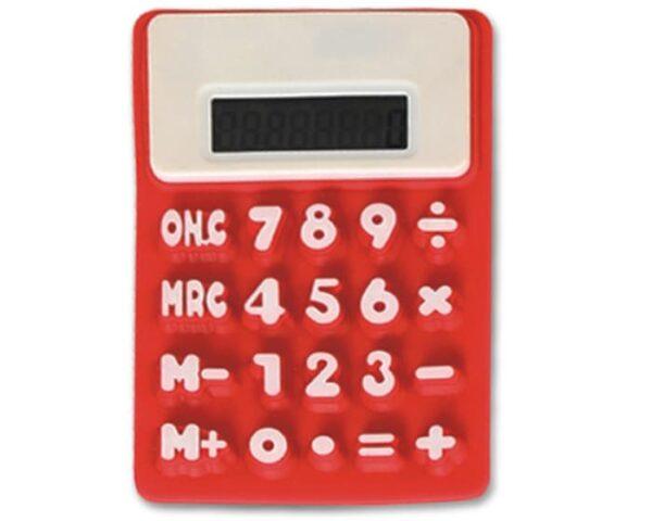 Calculadora Silicón RC04 DOBLEVELA-3