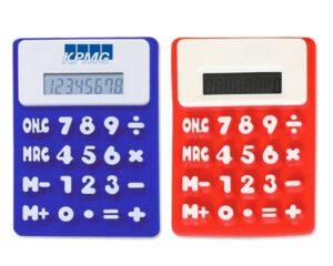 Calculadora Silicón RC04 DOBLEVELA