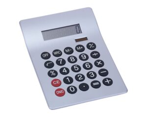 Calculadora Silver A2390 DOBLEVELA