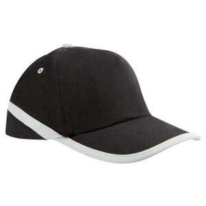 CAP 005 N gorra rainbow color negro
