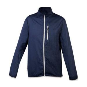 CHM 015 A-L chamarra deportiva ligera yeosu azul talla grande