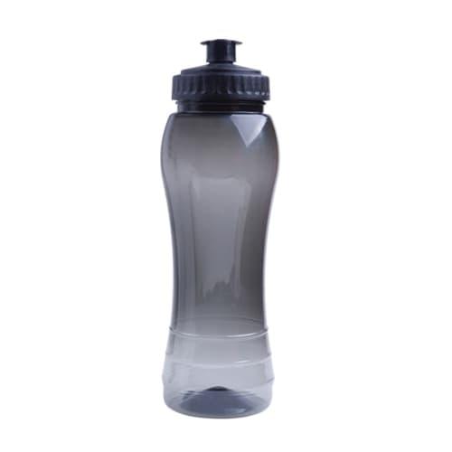 Cilindro de plástico de color traslúcido-2