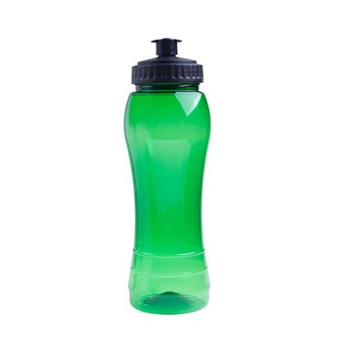 Cilindro de plástico de color traslúcido-4