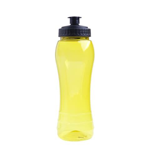 Cilindro de plástico de color traslúcido-8