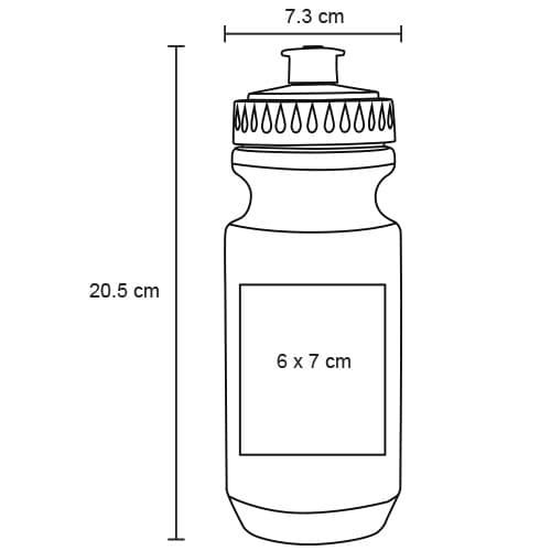 Cilindro squeeze con chupón ideal para-12