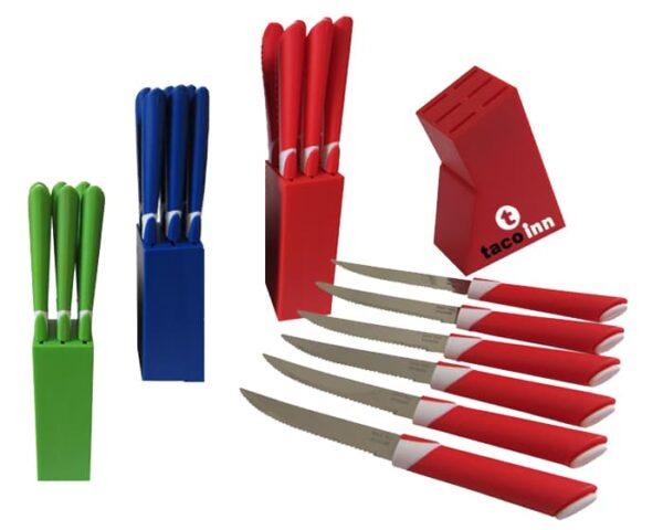 Cuchillos Rioma JCU1389 DOBLEVELA