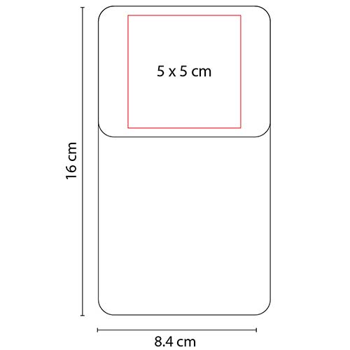 DAM 006 N set de brochas annia color negro 4