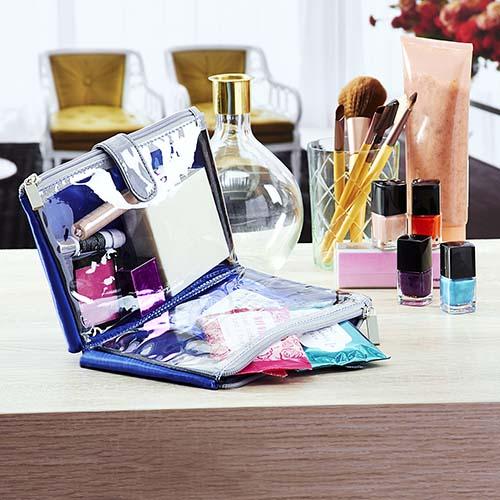 DAM 007 A cosmetiquera briana color azul 2