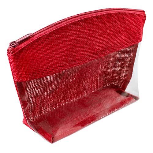DAM 009 R cosmetiquera lorelei color rojo
