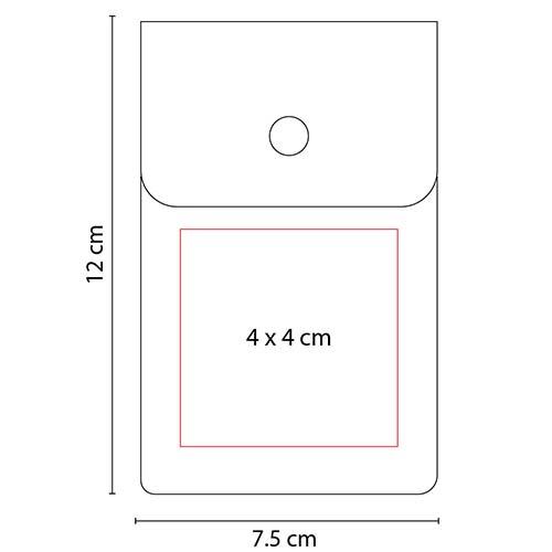DAM 013 N set de brochas kiya color negro 4