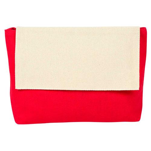 DAM 021 R cosmetiquera poland color rojo 1