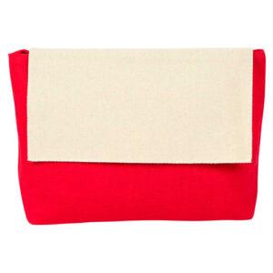 DAM 021 R cosmetiquera poland color rojo