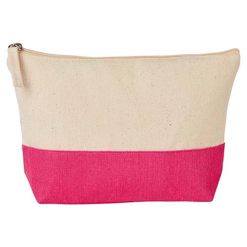 DAM 030 P cosmetiquera lexy color rosa 3