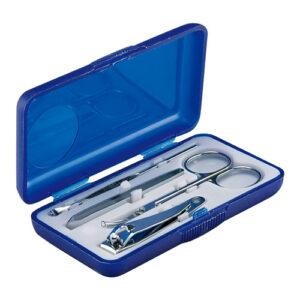 DAM 435 A set de manicure funky color azul