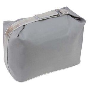 DAM 501 G cosmetiquera platinum color gris