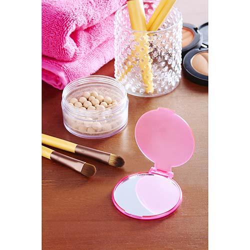 DAM 560 PT espejo fancy color rosa 2