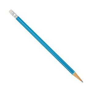 DPO 008 A lapiz de madera color azul