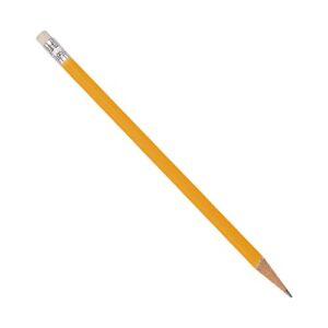 DPO 008 Y lapiz de madera color amarillo