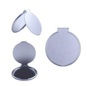 Espejo de plástico con apariencia