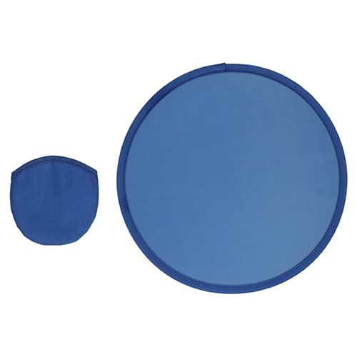 Frisbee plegable de tela. Incluye funda.-2