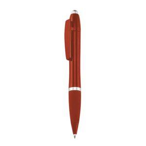 GEL 001 R boligrafo aquagel color rojo