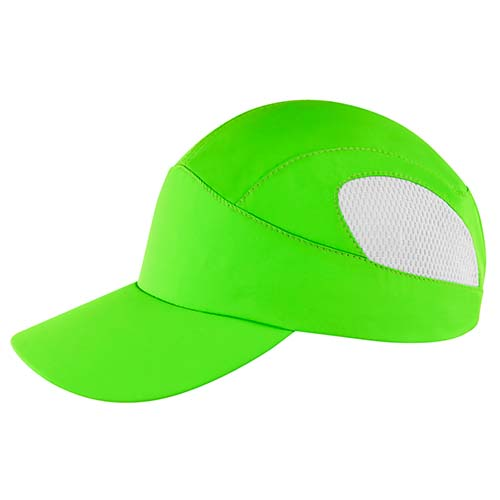 GEP 002 V gorra flatcolors color verde 1