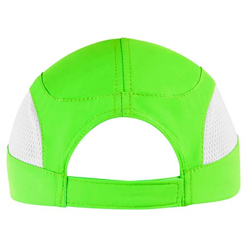 GEP 002 V gorra flatcolors color verde 3