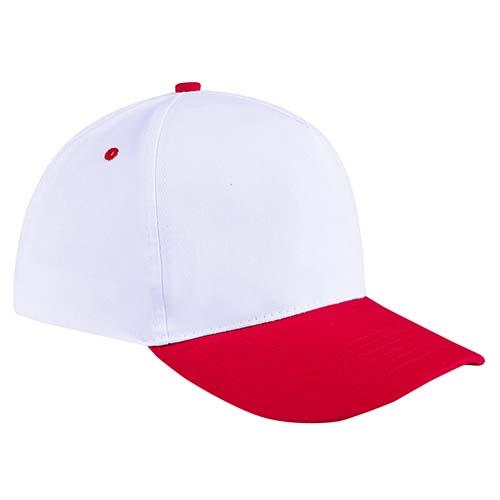 GEP 004 R gorra kilmore color rojo 3