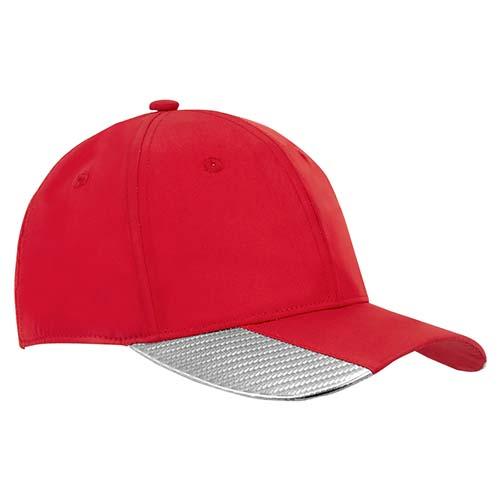 GEP 006 R gorra avadi color rojo