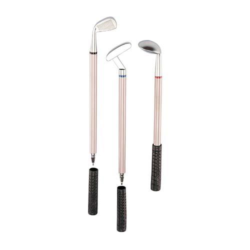 GLF 01 reloj y portaplumas golf 2