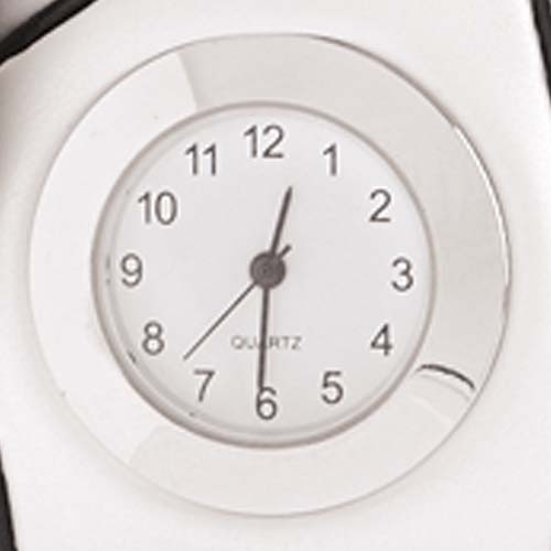 GLF 01 reloj y portaplumas golf