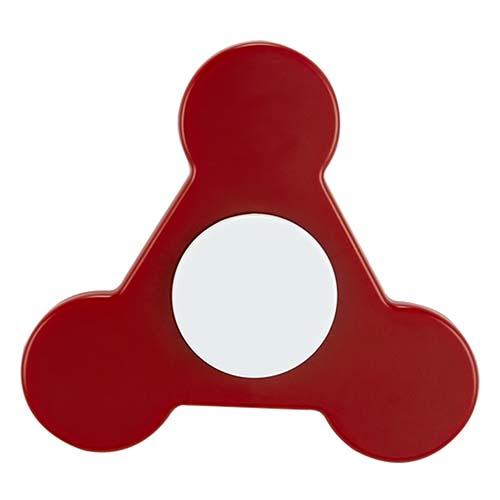 GM 033 R spinner trizy color rojo 1