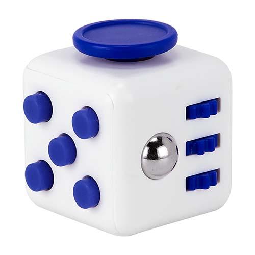 GM 034 A cubo tic zap color azul