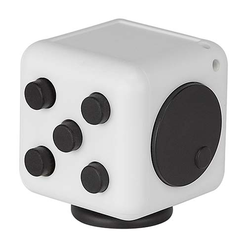 GM 034 N cubo tic zap color negro 3