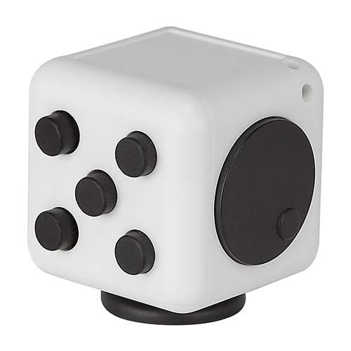 GM 034 N cubo tic zap color negro