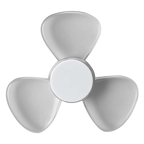 GM 035 B spinner helix color blanco 1
