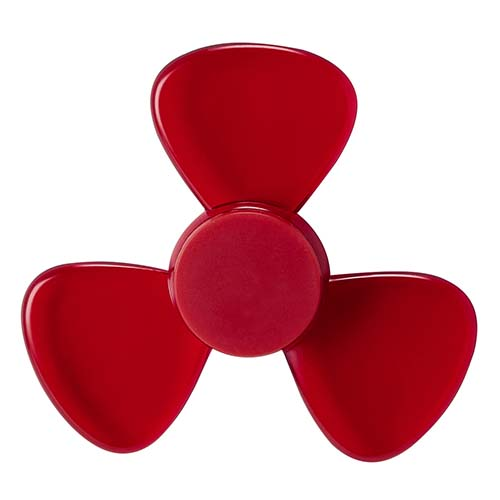 GM 035 R spinner helix color rojo