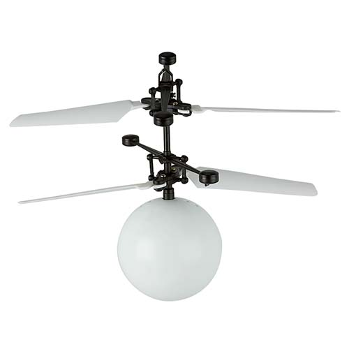GM 036 B esfera voladora flylumina blanco