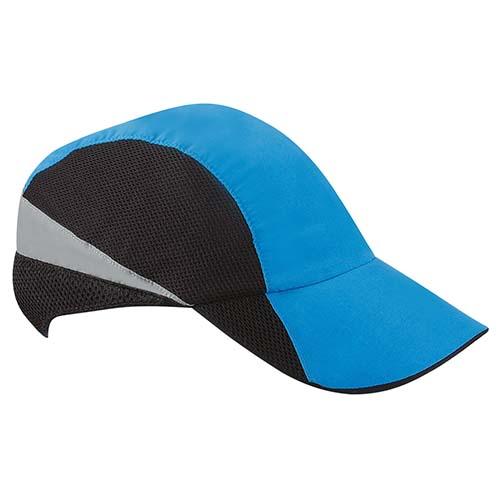 GMR 001 A gorra reflective color azul 1