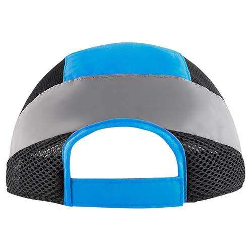 GMR 001 A gorra reflective color azul 3