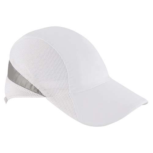GMR 001 B gorra reflective color blanco 3