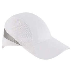 GMR 001 B gorra reflective color blanco