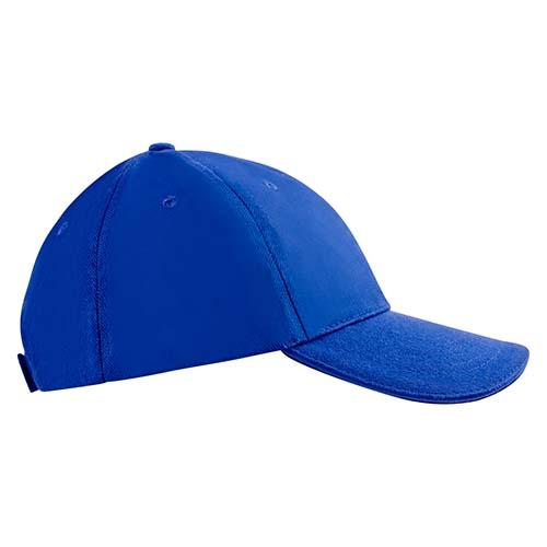 GSP 002 AR gorra sandwich color azul rey 3